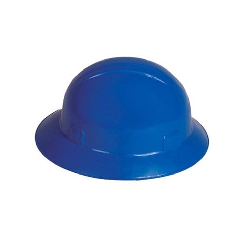 Casco Ala Ancha Azul
