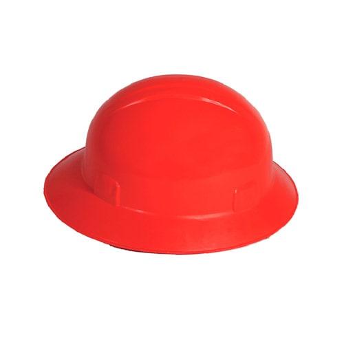 Casco Ala Ancha Rojo