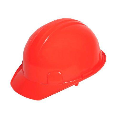 Casco Rojo