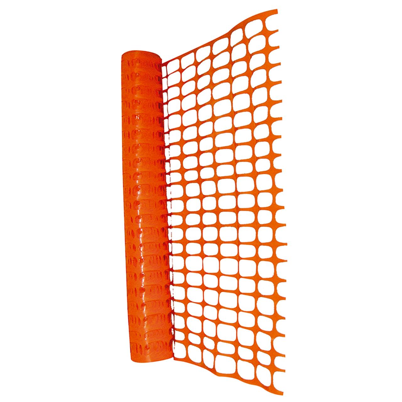 Malla Plastica Naranja